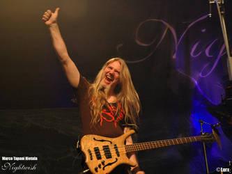 Nightwish - Marco Tapani Hieta by Lurx