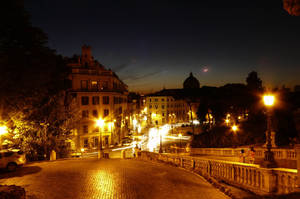 Rome Traffic by byNatali
