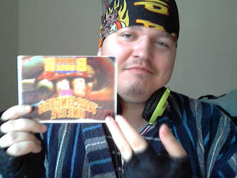 Taeter Burger Card 2 by LARS777