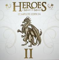 HOMM OST CD II by SkipCool33