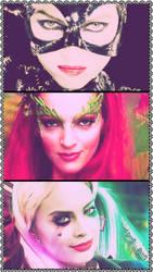 Gotham Sirens Beauties by Shena92