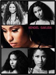 If Kendel Sakura was real by Shena92