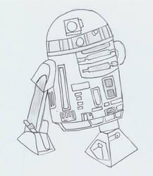 R2-d2 by DarkFate1342