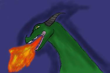Dragon by DarkFate1342
