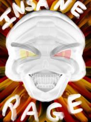 Insane Rage by DarkFate1342