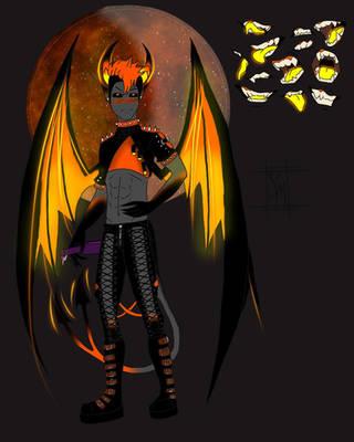 Hallow King of Halloween by DarkFate1342