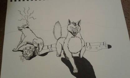 WQ Art  by DeadWittness