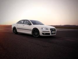 Audi W12 by Teddyboer