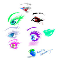 eyes and ect... by jessi458