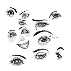 eyes2 by jessi458