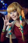 Good to see you! - Zelda by GlamForUs
