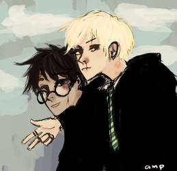 Drarry by Amputating