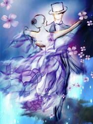 dance 7 by rainkaleidoscope