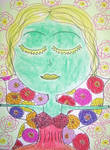 Zinnia Fairy by readheadgirl