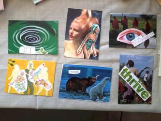 Artist Trading Cards 12 by readheadgirl