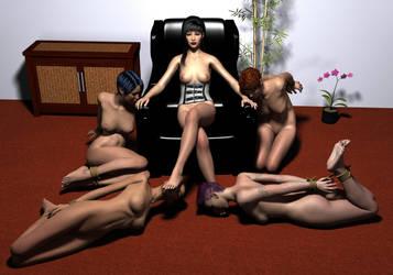 The Mistress by hookywooky