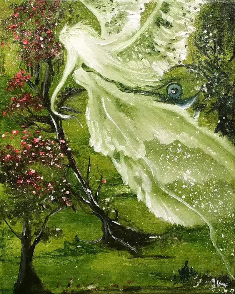 Light Fairy.., by virnagray