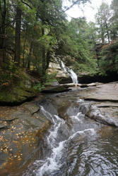 Waterfall 2 by virnagray