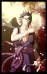 sasuke shippuden by limandao
