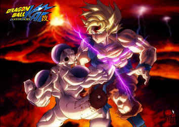 Dragon ball Z - When everything should have end... by limandao