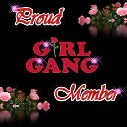 Proud Girl Gang Member by Starartista87