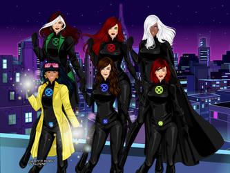 TV X-Women by Starartista87