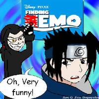 Finding EMO by Depsycho