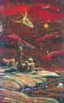 neige sur titan by albator
