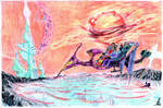 Vacance a la planete marine by albator
