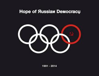 Russian democracy by albator