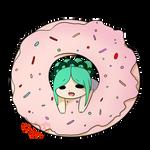 Doughnut Loopie by sandapolla