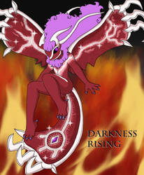 Cover: Darkness Rising by sandapolla