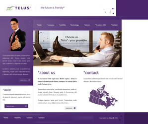 Telus by dolistudio
