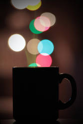 Cup of light by Art-Is-Alive