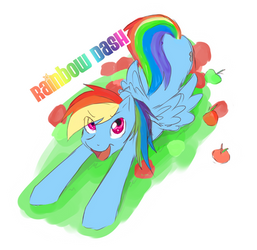the one and only RAINBOW by Mi-Star