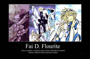 Fai: A Vampire-Prince-Magician by nekooYuui-cHan
