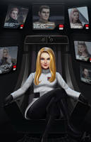 Era of Rebellion: Arden Zevrin - ISB by Mauricio-Morali