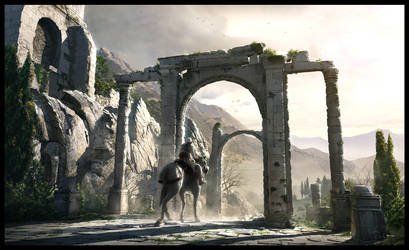 Assassin's Creed Kingdom by Raphael-Lacoste