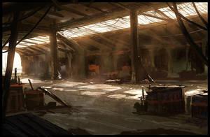 Hangar speedie by Raphael-Lacoste