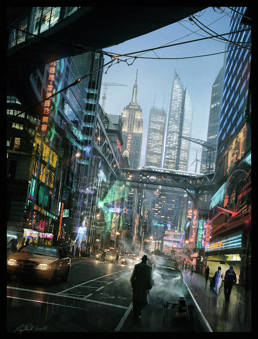 NYC 2025 by Raphael-Lacoste
