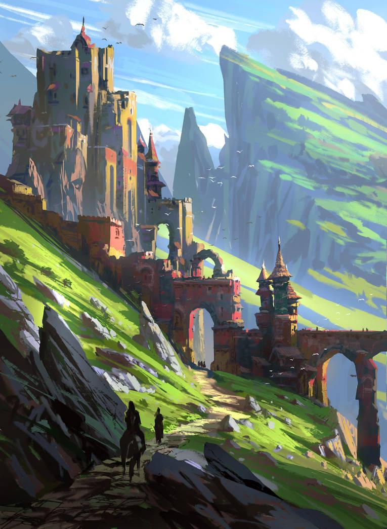Ride-castle3 by Raphael-Lacoste