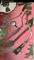 'Audiophile Symbology'  by Phantomoshop