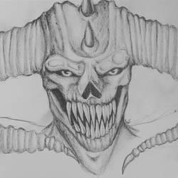 [Skyrim] Daedric Prince of Domination by EvilCharlotte