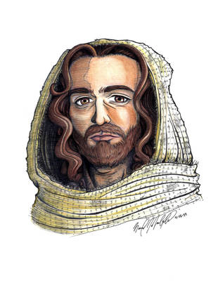Jesus by ShenaniBOOM