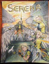 Serena by ShenaniBOOM