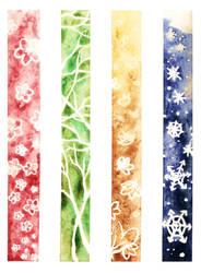 Four Seasons by ShenaniBOOM