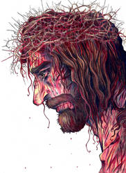 Jesus-The Passion by ShenaniBOOM
