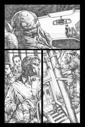 Werewolf By Night 1 page by MicoSuayan