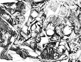 sequential art by MicoSuayan