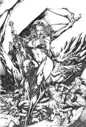 Lady Death by MicoSuayan